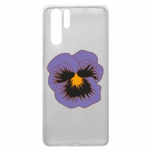Etui na Huawei P30 Pro Pansy Flower