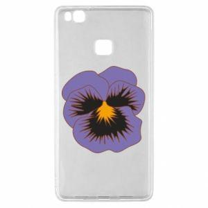 Etui na Huawei P9 Lite Pansy Flower