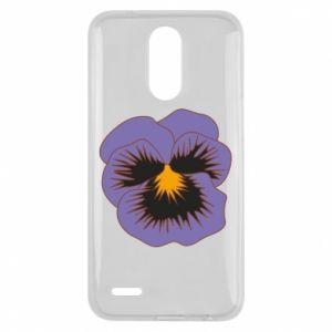 Etui na Lg K10 2017 Pansy Flower