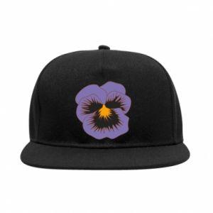 SnapBack Pansy Flower