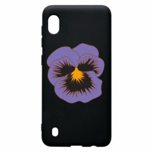 Etui na Samsung A10 Pansy Flower