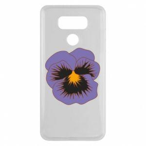 Etui na LG G6 Pansy Flower