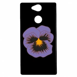 Etui na Sony Xperia XA2 Pansy Flower