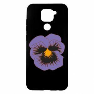 Etui na Xiaomi Redmi Note 9/Redmi 10X Pansy Flower