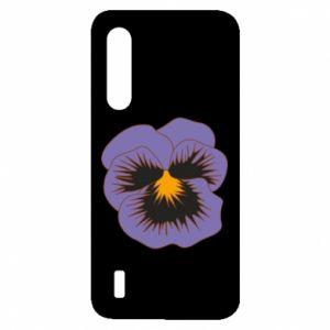 Etui na Xiaomi Mi9 Lite Pansy Flower