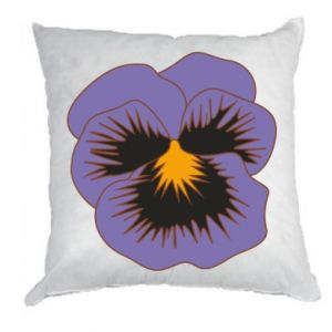 Pillow Pansy Flower