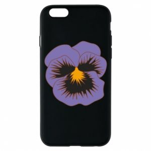 Etui na iPhone 6/6S Pansy Flower