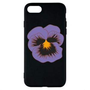 Etui na iPhone 7 Pansy Flower