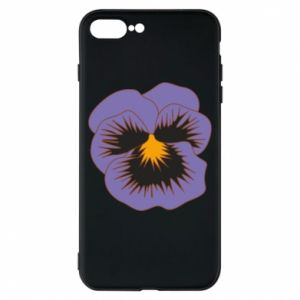 Etui na iPhone 8 Plus Pansy Flower