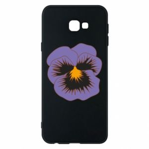Phone case for Samsung J4 Plus 2018 Pansy Flower