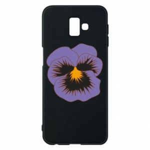 Phone case for Samsung J6 Plus 2018 Pansy Flower