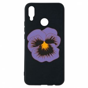 Etui na Huawei P Smart Plus Pansy Flower