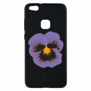 Phone case for Huawei P10 Lite Pansy Flower