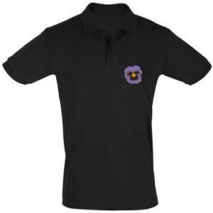 Koszulka Polo Pansy Flower