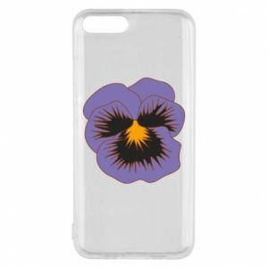 Phone case for Xiaomi Mi6 Pansy Flower