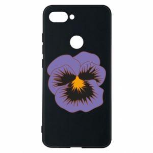 Phone case for Xiaomi Mi8 Lite Pansy Flower