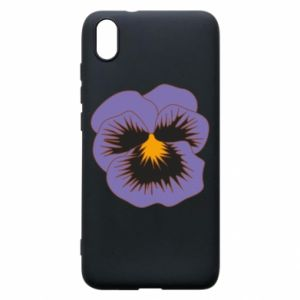 Phone case for Xiaomi Redmi 7A Pansy Flower