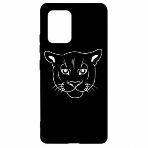 Etui na Samsung S10 Lite Panther black
