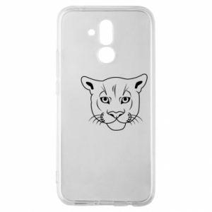 Etui na Huawei Mate 20 Lite Panther black