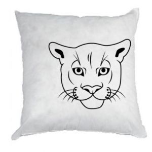 Pillow Panther black