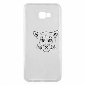 Samsung J4 Plus 2018 Case Panther black