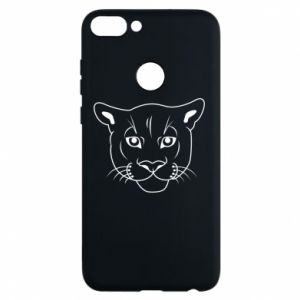 Phone case for Huawei P Smart Panther black