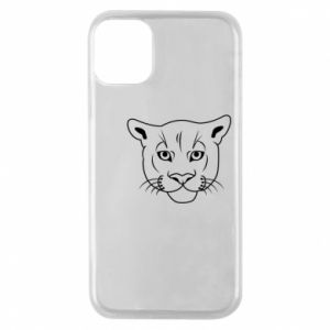 Phone case for iPhone 11 Pro Panther black
