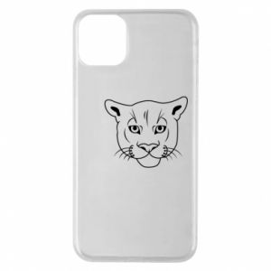 Phone case for iPhone 11 Pro Max Panther black