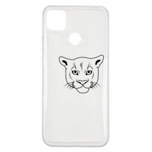 Etui na Xiaomi Redmi 9c Panther black