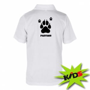 Children's Polo shirts Panther trail