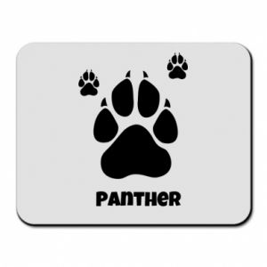 Mouse pad Panther trail
