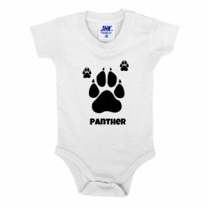 Baby bodysuit Panther trail