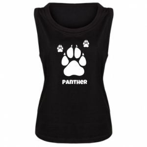 Women's t-shirt Panther trail