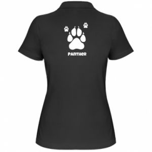 Women's Polo shirt Panther trail
