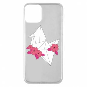 Phone case for iPhone 11 Paper Crane - PrintSalon