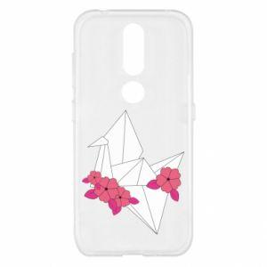 Etui na Nokia 4.2 Paper Crane