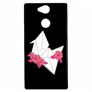 Etui na Sony Xperia XA2 Paper Crane