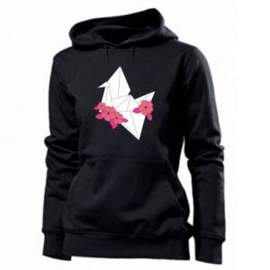 Women's hoodies Paper Crane