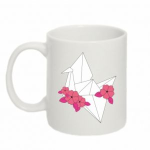 Mug 330ml Paper Crane - PrintSalon