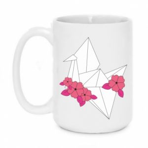 Mug 450ml Paper Crane - PrintSalon