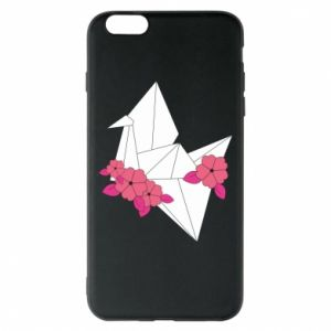 Phone case for iPhone 6 Plus/6S Plus Paper Crane - PrintSalon