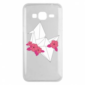 Phone case for Samsung J3 2016 Paper Crane - PrintSalon