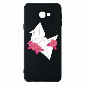 Phone case for Samsung J4 Plus 2018 Paper Crane - PrintSalon