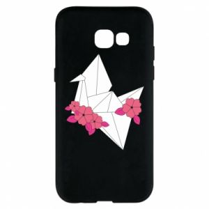 Phone case for Samsung A5 2017 Paper Crane - PrintSalon
