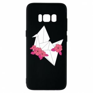 Phone case for Samsung S8 Paper Crane - PrintSalon
