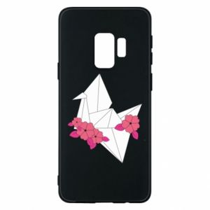 Phone case for Samsung S9 Paper Crane - PrintSalon