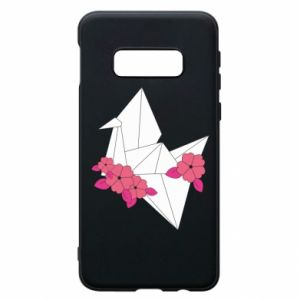Phone case for Samsung S10e Paper Crane - PrintSalon