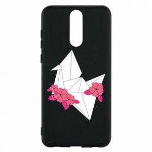 Phone case for Huawei Mate 10 Lite Paper Crane - PrintSalon