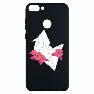Phone case for Huawei P Smart Paper Crane - PrintSalon