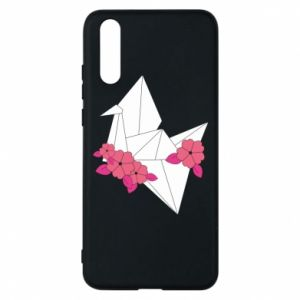 Phone case for Huawei P20 Paper Crane - PrintSalon